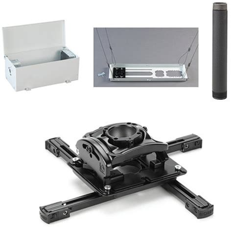 Drop Ceiling Projector Mount Kit by Chief Projector Ceiling Mount Kit Kites003p B H Photo