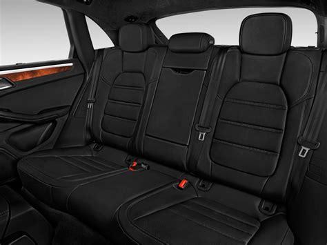 image  porsche macan turbo awd rear seats size