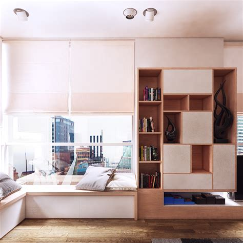 Contemporary Bedrooms By Koj Design by Stunningly Beautiful Modern Apartments By Koj Design