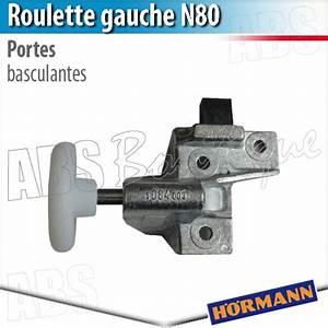 Roulettes porte de garage hormann for Accessoire porte de garage basculante