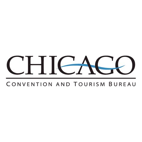 chicago bureau of tourism chicago convention tourism bureau free vector 4vector