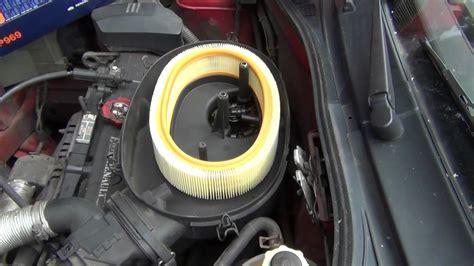 comment changer une chambre à air comment changer le filtre à air sur renault clio essence