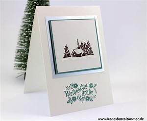Edle Weihnachtskarten Basteln : weihnachtskarten basteln magische weihnachten ~ A.2002-acura-tl-radio.info Haus und Dekorationen