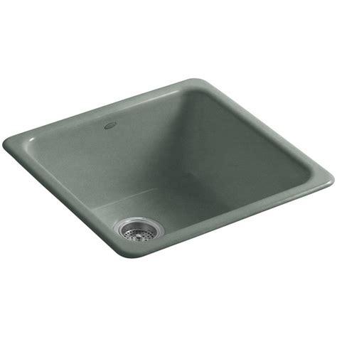 undermount kitchen sink brackets kohler iron tones drop in undermount cast iron 21 in 6587