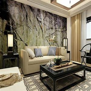 26 Living Room Wallpaper Murals, Custom 3d Wallpaper ...