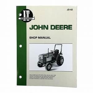 I  U0026 T Shop Service Manual Jd62