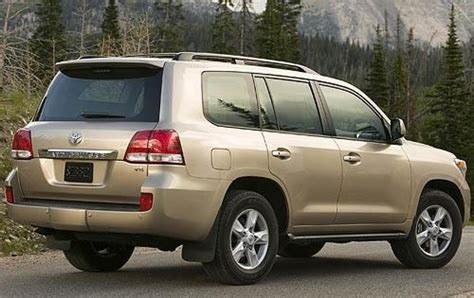 Toyota Land Cruiser Picture by 2009 Toyota Land Cruiser Information And Photos Zomb Drive