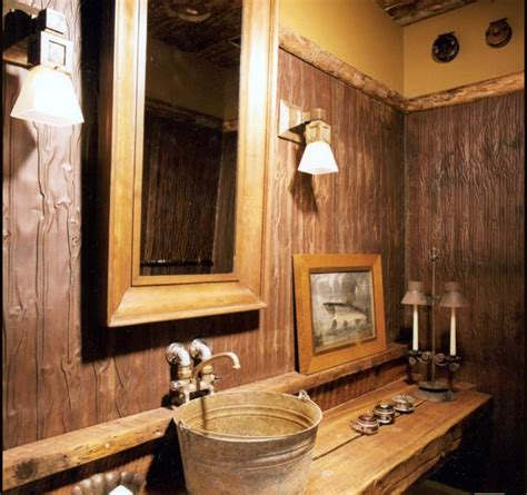 small rustic bathrooms ideas  pinterest small
