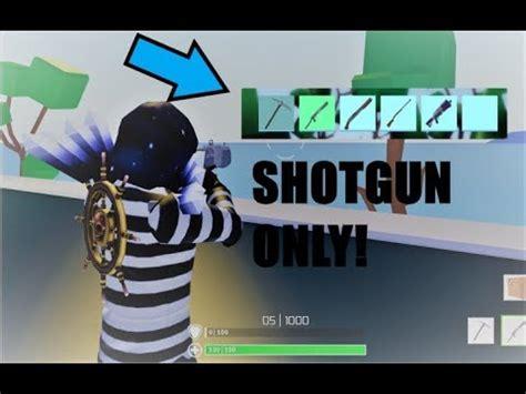 shotgun  double pump galore strucid youtube