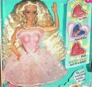 The Man Behind The Doll presents Locket Surprise Ken