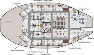 starship deck plan creator intrepid refit deutsche sternenflotte das startrek