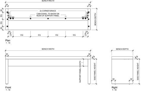 Standard Bench Depth Mariaalcocercom