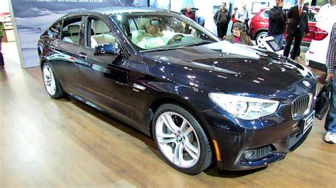 2012 Bmw 535i Gt Gran Turismo Interior And Exterior At