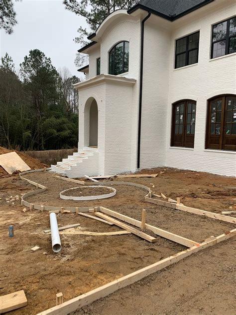 weatherly house sherwin williams alabaster exterior   white exterior paint sherwin