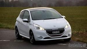 Peugeot 208 Gti Prix : essai peugeot 208 gti ~ Medecine-chirurgie-esthetiques.com Avis de Voitures