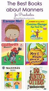 The Best Books About Manners For Preschoolers Bits Of