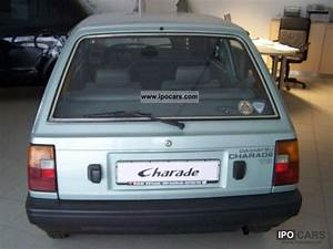 1984 Daihatsu Charade G11 Ts