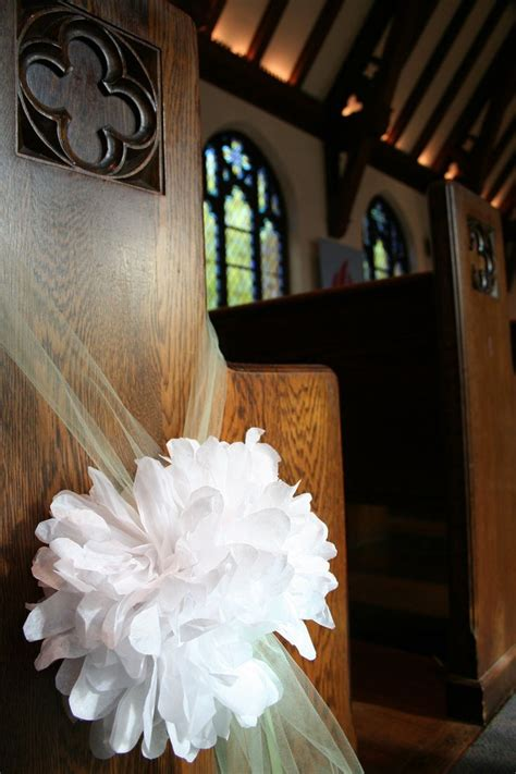 17 Best Images About Wedding Decor Pretty Pews On