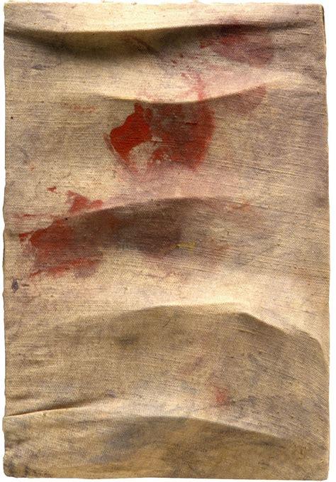 sedi intesa san paolo roma salvatore scarpitta senza titolo 1958 collezioni intesa