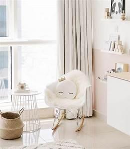 Ideen Für Babyzimmer : 1001 ideen f r babyzimmer m dchen wei es kinderzimmer ~ Michelbontemps.com Haus und Dekorationen