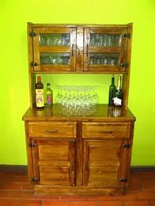 Muebles, Rusticos, Buin, Muble, Bar, O, De, Cocina