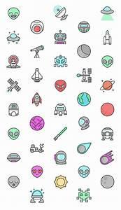 40 Otherworldly Space Icons  Freebie   U2014 Smashing Magazine