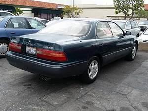 1996 Lexus Es 300 - Overview