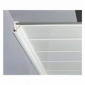 Pose Lambris Pvc Plafond Tasseaux : comment poser des lambris pvc au plafond survl com ~ Dailycaller-alerts.com Idées de Décoration