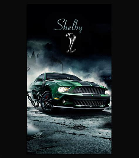 Shelby Gt 1080 X 1920 Hd Wallpaper