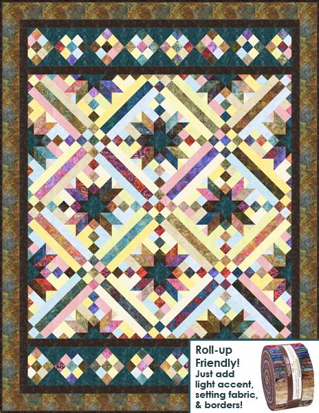 smokey river designer pattern robert kaufman fabric company