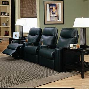 Home theater furniture page 3 design and ideas for Walmart home theater furniture