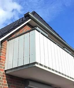 Balkonverkleidung Kunststoff Preise : balkonprofile aus kunststoff und aluminium ~ Watch28wear.com Haus und Dekorationen