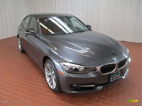 2013 Mineral Grey Metallic Bmw 3 Series 328i Xdrive Sedan
