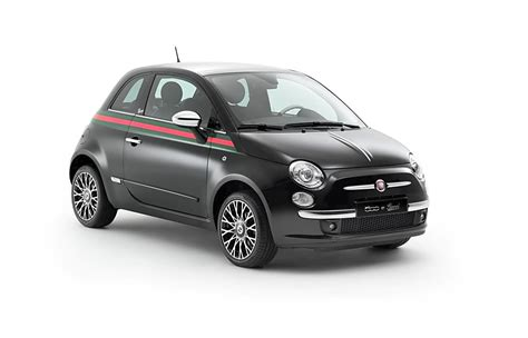For 2013, fiat is bringing back the 500 by gucci edition with new looks both inside and out and a starting msrp of $23,750. Fiat 500 Gucci from $23,200   CarAdvice