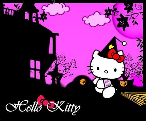 Hello Kitty Halloween Wallpapers  Halloween Kitty By