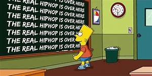 The Real Hip Hop is Over Here
