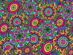 60'S Background Wallpaper