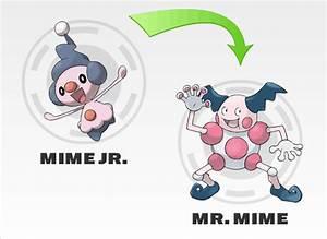 Mr Mime Evolution | www.imgkid.com - The Image Kid Has It!
