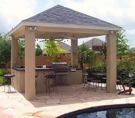 kitchen patio ideas the best covered outdoor kitchen ideas and designs