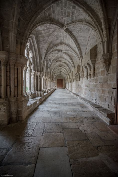 medieval castle corridor stock id   design resources