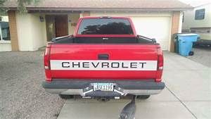 Chevrolet C  K Pickup 1500 Extended Cab Pickup 1994 Victory