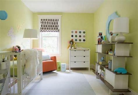 peinture bebe chambre la peinture chambre bébé 70 idées sympas