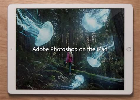 New Adobe Photoshop Cc Ipad App Launches 2019 Gadgets