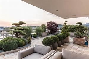 Pflanzen Für Dachterrasse : beautiful pflanzen f r dachterrasse pictures ~ Michelbontemps.com Haus und Dekorationen