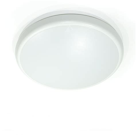 arrow slim bulkhead ip54 25w led wall ceiling light with