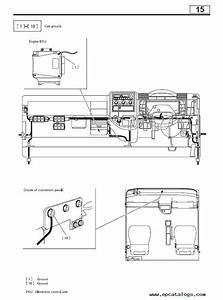 Mitsubishi Canter Wiring Diagram