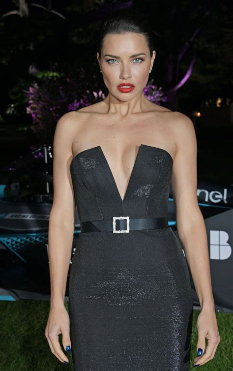Adriana Lima Private Dinner Cannes Film Festival