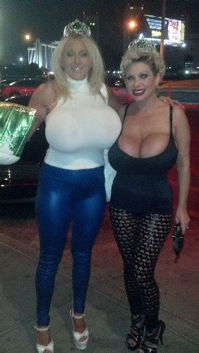 claudia marie and kayla kleevage 3 17 2014 partying with