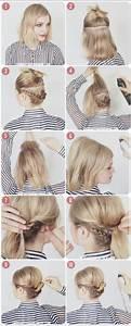 Tuto Coiffure Cheveux Court : coiffure avec cheveux courts ~ Melissatoandfro.com Idées de Décoration