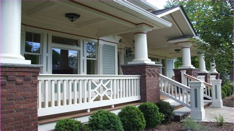 porch railing ideas images  porch railings  front